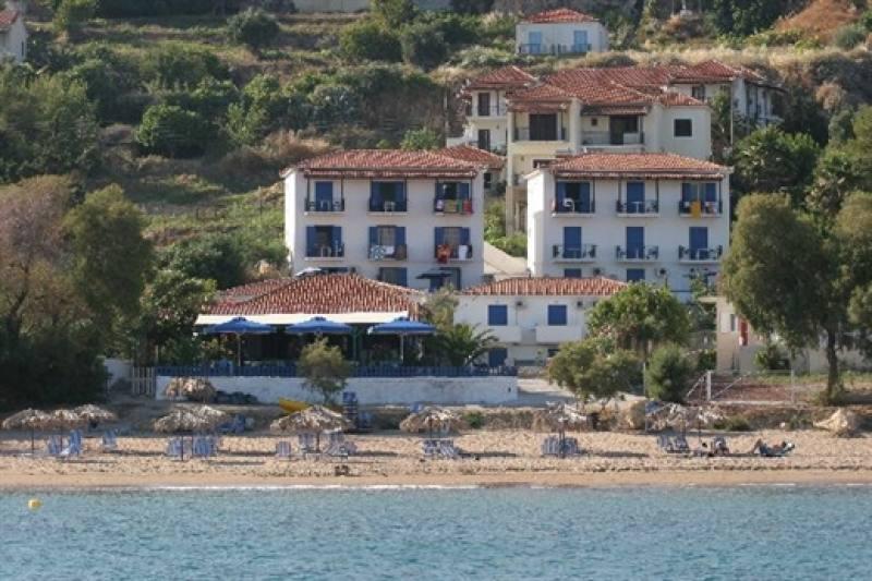 Appartementen Zanga Beach - Koroni - Messinia